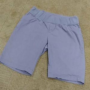 GAP maternity grey pants, 10
